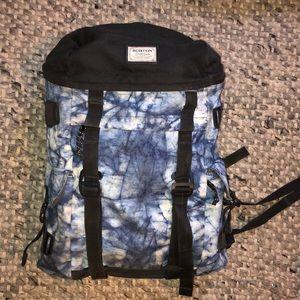 Burton annex backpack acid wash
